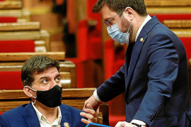 Generalitat y Gobierno central chocan por la legitimidad de aplazar el 14-F