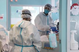 Nueve casos de la cepa británica de la COVID-19 detectados en Ibiza