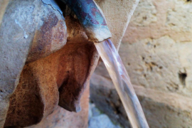 Las reservas hídricas de Baleares se sitúan en el 62% en diciembre, siete puntos por debajo del año pasado