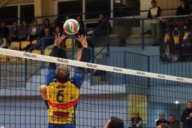 Suspendido el encuentro entre el Ushuaïa Volley y el Arenal Emevé Lugo de este sábado
