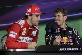 """Alonso dice que ha dado """"un paso importante"""" en su lucha por el Mundial"""