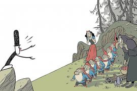 Max ilustra 'Cuento contigo', libro infantil de Santiago Segura