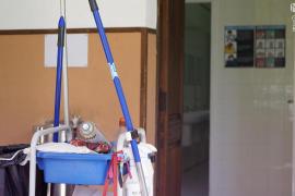 Ibiza cuenta con más de un centenar de alumnos positivos en coronavirus