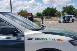 Denunciados ocho ciudadanos que celebraban una fiesta ilegal en una casa de Santa Gertrudis