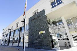 Detenido un reincidente que fue cazado 'in fraganti' tras robar en una casa de Sant Josep