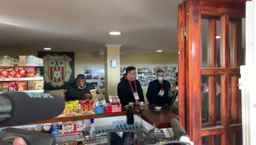 PSOE de Santa Eulària denuncia el incumplimiento de las normas anti-Covid en el partido de la Peña