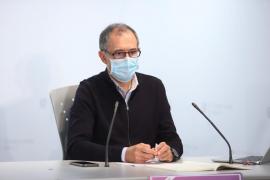 DIRECTO | Javier Arranz analiza el estado actual de la pandemia en Baleares