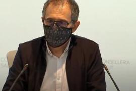Arranz: «Continuamos en una situación de extrema importancia y vigilancia en Ibiza»