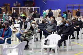 Más de 5.000 personas han pasado por el cribado de Vila desde el sábado