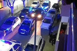 Identificados tres menores por causar daños a vehículos en Ibiza