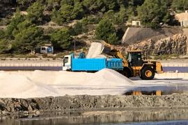 Baleares y Murcia, principales proveedores de sal marina para el deshielo en áreas afectadas por Filomena