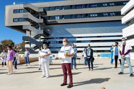 Los médicos de Ibiza también apuestan por un confinamiento