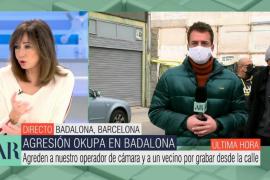 Agreden a un reportero y un cámara de 'El programa de Ana Rosa'