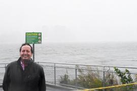 Mallorquines en Nueva York explican la alerta por el huracán 'Sandy'