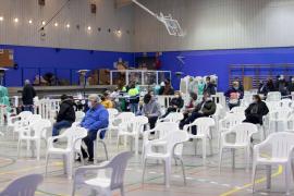 El cribado masivo de Vila concluye con 7.154 test de antígenos hechos y 421 positivos