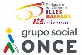 La ONCE dedicará un cupón al 125 aniversario de la Federación Balear de Ciclismo