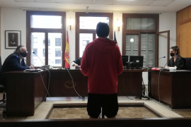 Condenado por saltarse el confinamiento en Palma cuatro veces en un día