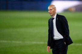 Zinedine Zidane, positivo por COVID-19