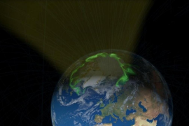 El viento solar se dirige de forma extraña hacia el norte y los científicos no saben por qué