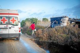 Cruz Roja se acerca a los que están más lejos