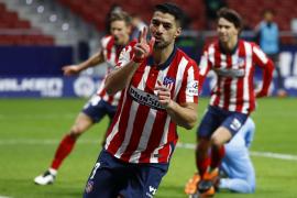 Joao Félix se reivindica, Luis Suárez mata y el Atlético de Madrid es más líder