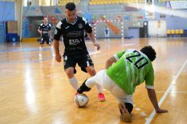 Cómodo triunfo del Harinus Ibiza Futsal en el regreso de Careca