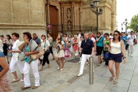 Baleares es ya el segundo destino español elegido por los turistas rusos