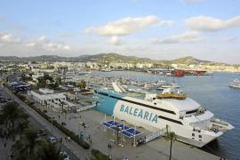 Baleària rechaza la nueva opción de Puertos al indicar que es «económicamente inviable»