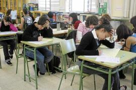 Los institutos de Ibiza están a punto de colapsar por el aumento de casos de Covid-19, según UGT