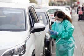 Las Pitiusas registran 349 nuevos contagios y los casos activos rozan los 4.000