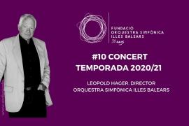 Concierto #10, a cargo de la Simfònica en Trui Teatre