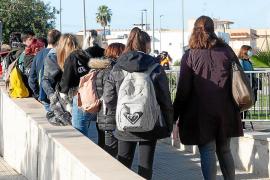 El cribado de Sant Antoni finaliza con 5.433 pruebas y una tasa de positividad del 1,2%