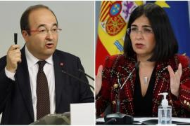 Carolina Darias, nueva ministra de Sanidad; Miquel Iceta le sustituye en Política Territorial