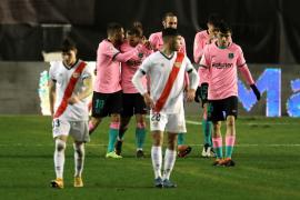 RAYO VALLECANO / FC BARCELONA
