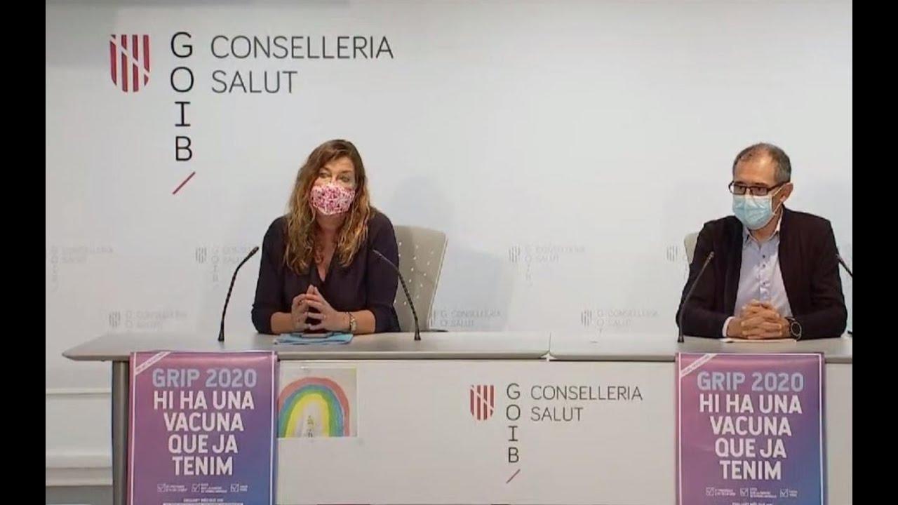 Así ha sido la rueda de prensa de Patricia Gómez y Javier Arranz para evaluar la situación de la pandemia