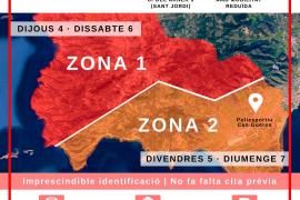 Salud realizará un cribado masivo en Sant Josep del 4 al 7 de febrero