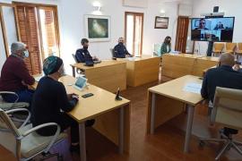 Reunión en Formentera para reforzar los controles y el cumplimiento de las medidas de la Fase 4