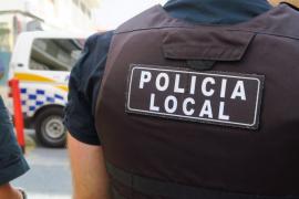 La Policía Local de Sant Antoni detiene a un hombre con un coche robado hace un año