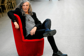 Gerard Quintana gana el Premi Ramon Llull con una novela ambientada en Ibiza