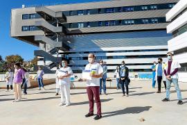 Simebal exige oposiciones, las horas extra en base al IPC balear y el plus de residencia de Canarias