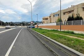 Vecinos de Can Misses reclaman desde hace 15 años pantallas contra el ruido de la carretera