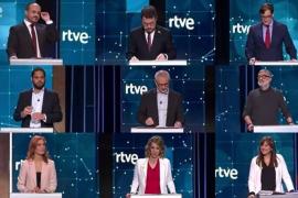 Los candidatos a las elecciones catalanas exhiben vetos cruzados que alejan la posibilidad de un pacto