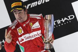 Alonso afirma que «ha sido un domingo perfecto»