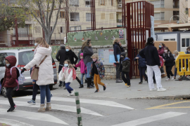 Ibiza registra 10 profesores y 251 alumnos positivos en coronavirus en la última semana