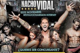 Nacho Vidal se queda sin cadena