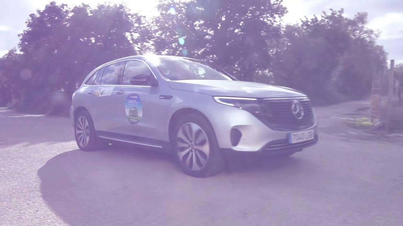El primer vehículo totalmente eléctrico de Mercedes