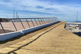 La Savina cuenta con un nuevo edificio para la cofradía de pescadores de Formentera