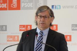 El PSIB destaca que el caso Over «afecta muy directamente al Govern de Bauzá»