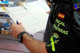 Piden nueve años de cárcel por traer drogas a Ibiza en paquetes postales