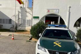 Detenido en Sant Antoni al ser sorprendido con una mochila que contenía 100 gramos de marihuana